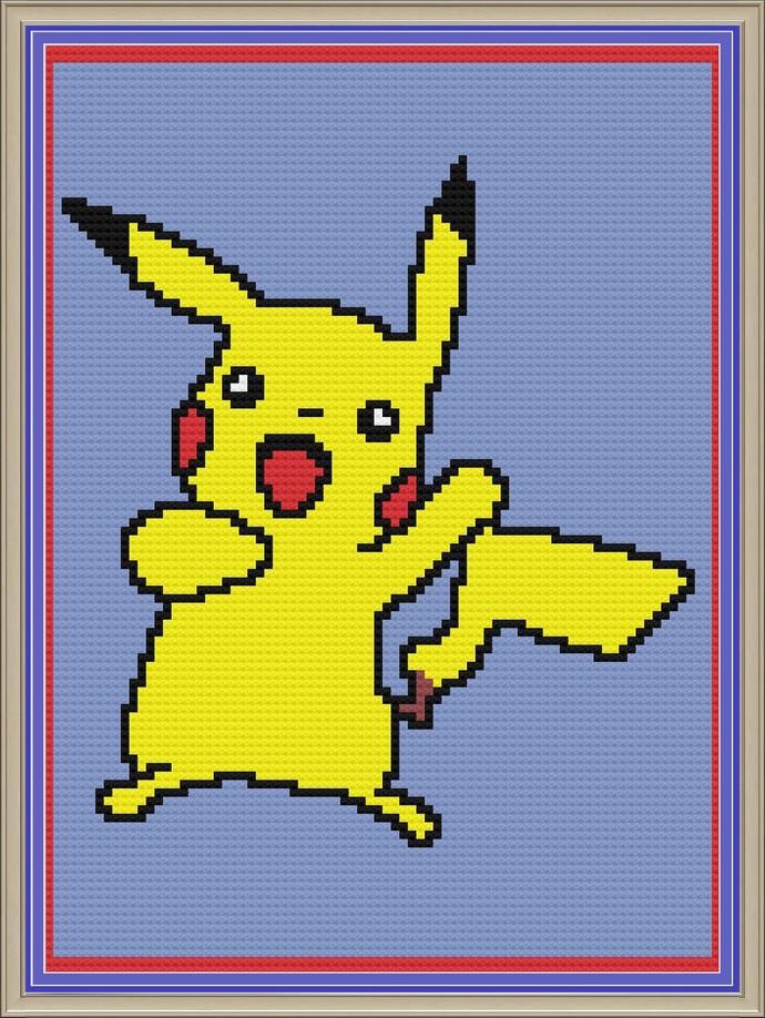 Pokemon 80 x 110 - C2C