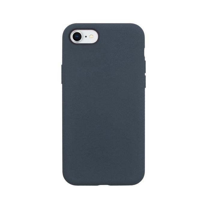 iPhone 8 | iPhone 7 | iPhone 6 Case Liquid Silicone - Blue