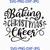 Baking Christmas Cheer Svg Png Cut File, Christmas Pot Holder Svg, Potholder