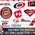 nhl svg, Hockey svg, NHL bundle svg, Sport svg