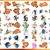Finding Nemo png, Finding Nemo clipart, Finding Nemo bundle clipart, christmas