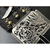 """Lattice for Barbecue / Grill """"LION"""" + Hunting knife + 6 Brass Shot Glasses"""