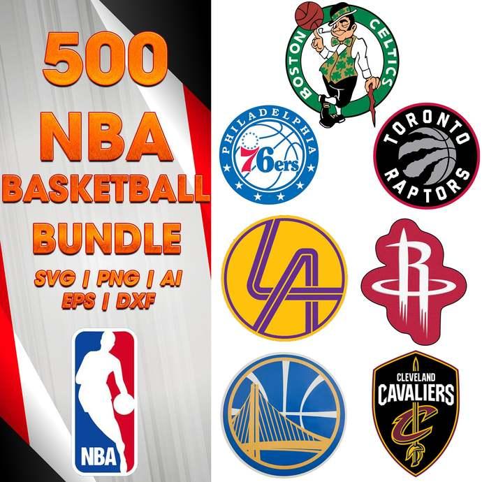 NBA  bundle svg, Basketball  svg, all team NBA svg, Sport svg