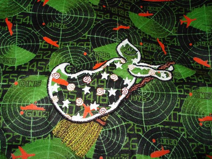 Halloween Treat / Tote bag - Fully Lined