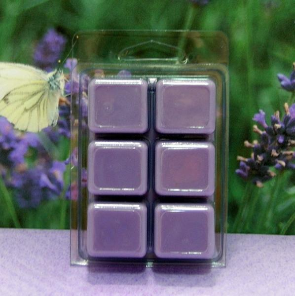 Lavender Breakaway Clamshell Soy Wax Tart Melts