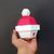 DIY Papercraft Santa Claus,Santa claus dangler,car dangler,Christmas bauble