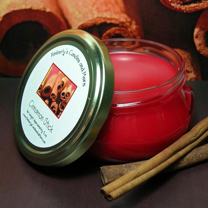 Cinnamon Stick 6 oz. Tureen Jar Wickless Candle