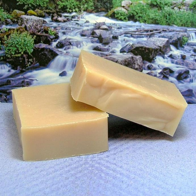 Coolwater (Type) Goats Milk Soap