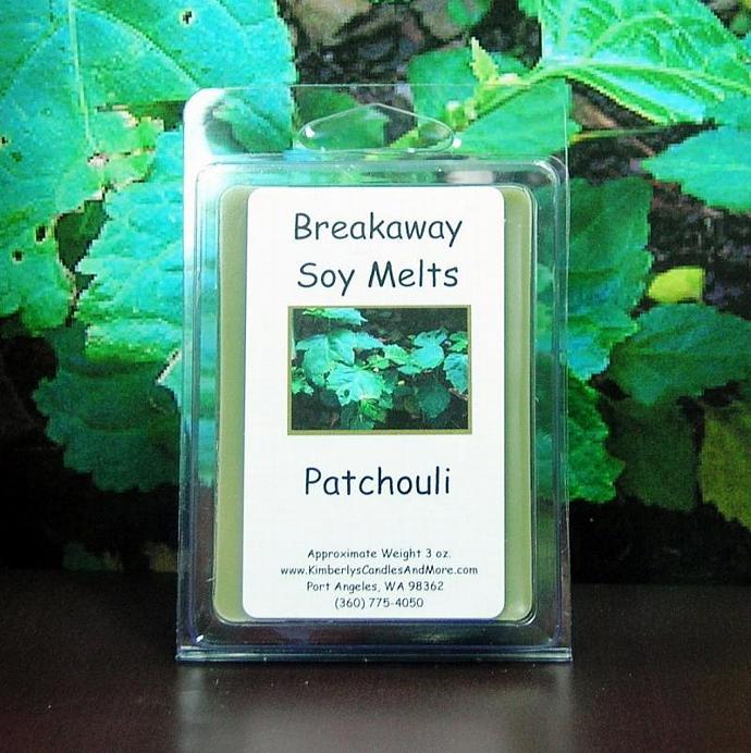 Patchouli  Breakaway Soy Melts