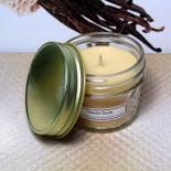 Vanilla Bean PURE SOY 4 oz. Jelly Jar Candle