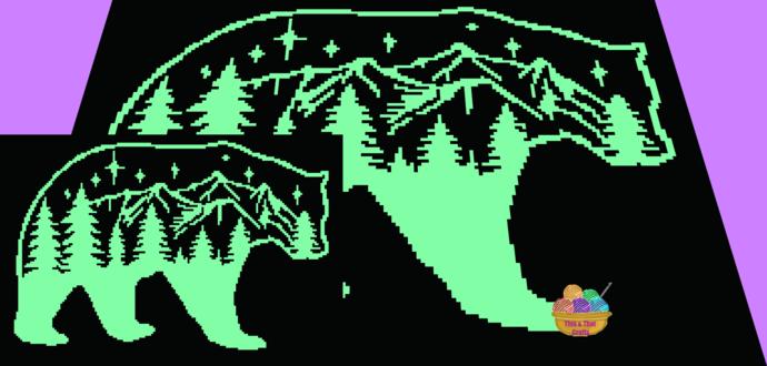 Mountain Bear (sc)