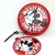 A BATHING APE Aape x Mickey Mouse Coin Purse - New Unused