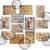 Folkart in Nature Digital Junk Journal Kit Scrapbooking