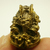 Magic Frog on chinese China money Lucky charm mini talisman blessed for bring