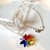 Rainbow Star Necklace