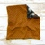 Gray Sloths & Rust Lovey Blanket