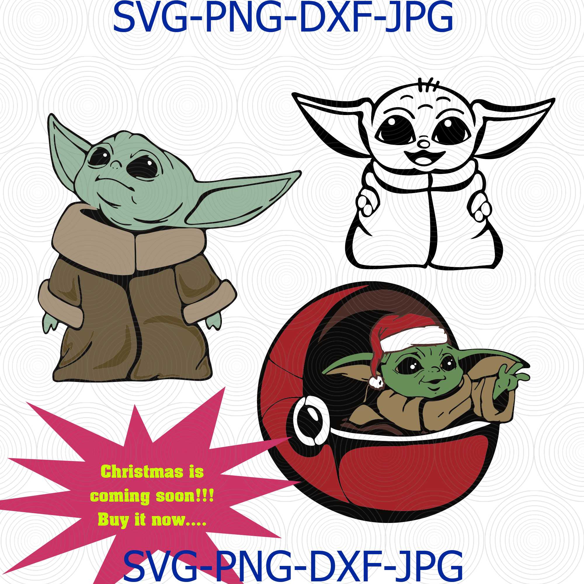 Download Baby Yoda Svg Images