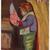 San Francisco Chinatown Patriotic Antique Postcard Artist Signed