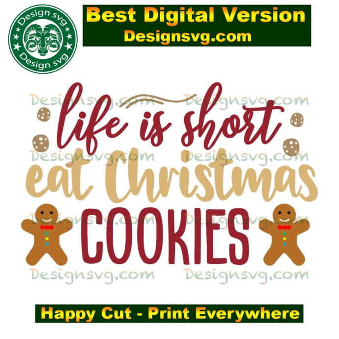 Like is short eat christmas cookies, merry christmas, christmas decor, cookies