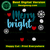 Merry bright, christmas svg, holiday svg, happy christmas, christmas day,