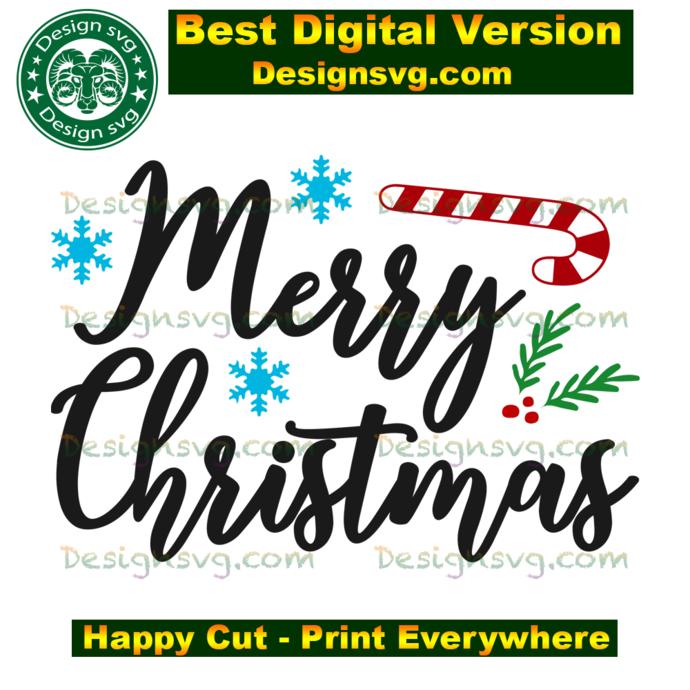 Merry christmas, christmas svg, christmas day, candy cane, santa svg, snow svg,