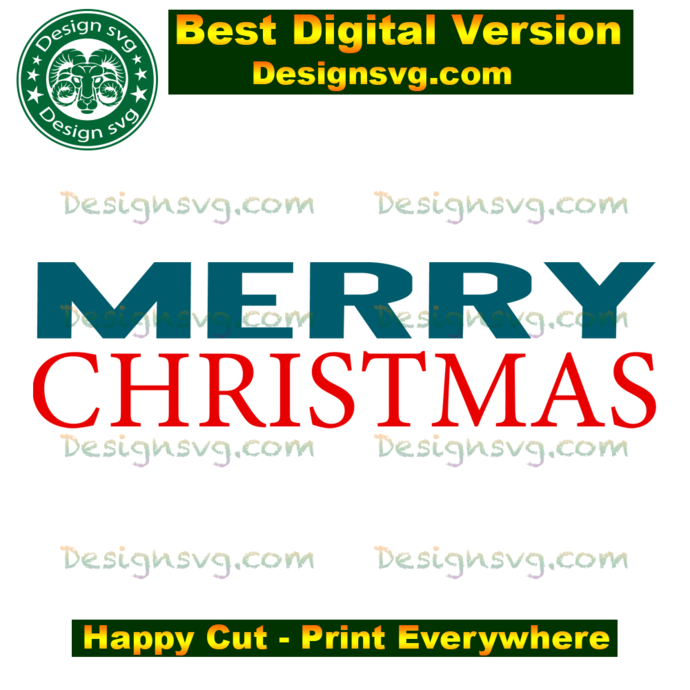Merry christmas, christmas day, christmas svg, holiday christmas, christmas