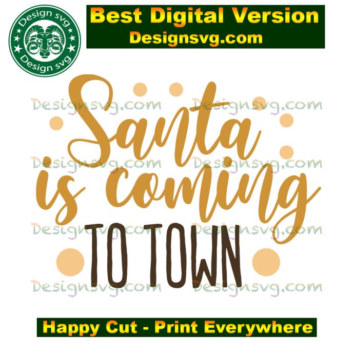.Santa is coming to town,santa claus, christmas santa, santa hat, christmas
