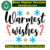 Warmest  wishes,christmas svg, christmas day,snowflakes, candy cane svg,