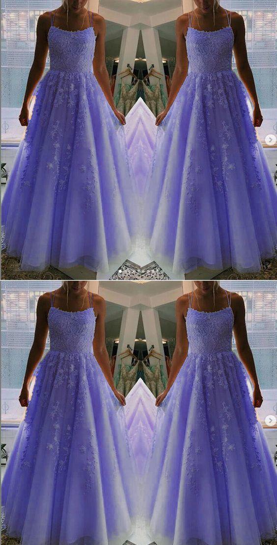 Graduation Senior Lace Prom Dresses 2020