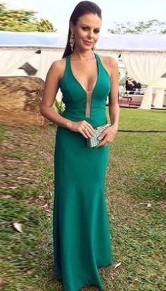 Charming Prom Dress,Mermaid Prom Dress,Sexy Evening Party Dress,Sleeveless