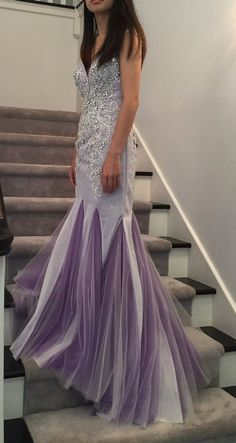 Mermaid Prom Dress,Long Prom Dresses,Charming Prom Dresses,Evening Dress, Prom