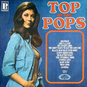 The Top Of The Poppers ‎– Top Of The Pops Vol. 15