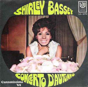 Shirley Bassey – Concerto D'Autunno