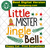 Little mister jingle bell, christmas svg, christmas day, christmas gift, santa