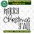 Merry christmas y'all, merry christmas, christmas svg, happy christmas, funny