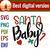 Santa baby christmas, Santan gift, jingle bell song,  christmas party, christmas