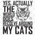 Yes actually the world does recolve around my cats, the world svg, recolve