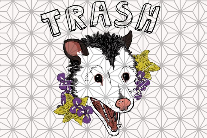 Opossum Art svg, Opossum svg, Opossum gift, Opossum shirt, Opossum lover,