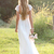 2020 Newest Bohemain Country Garden Wedding Dresses Sexy Backless Lace Chiffon A