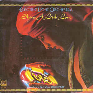 Electric Light Orchestra ‎– Shine A Little Love