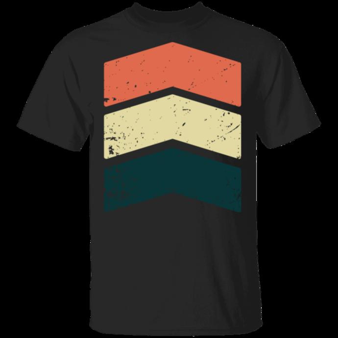 Retro Arrows Men Tshirt