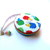 Tape Measure Rainbow Hedgehogs Small Retractable Measuring Tape