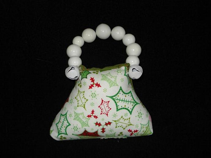 Pincushion - Purse  Rockin' Holly