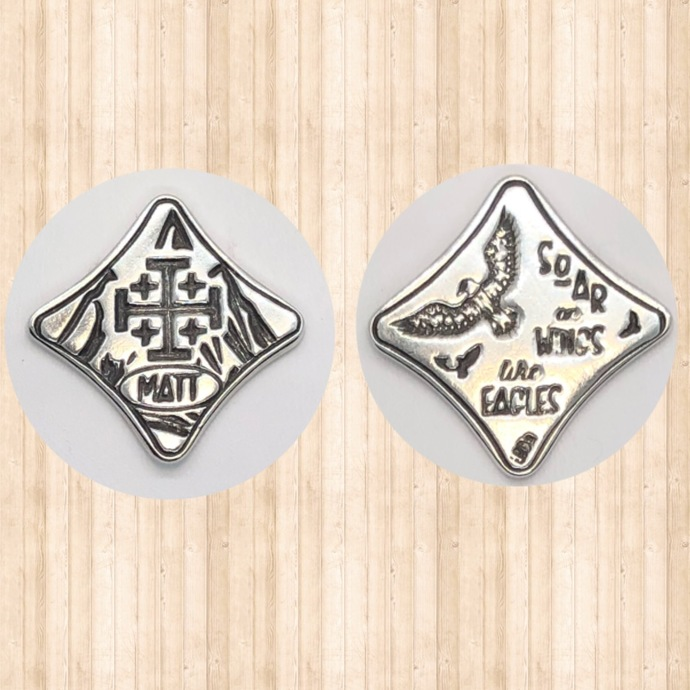 Custom Pocket Cross