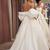 Noble White Simple Designed Satin Wedding Dresses Big Bow Sash A Line Backless