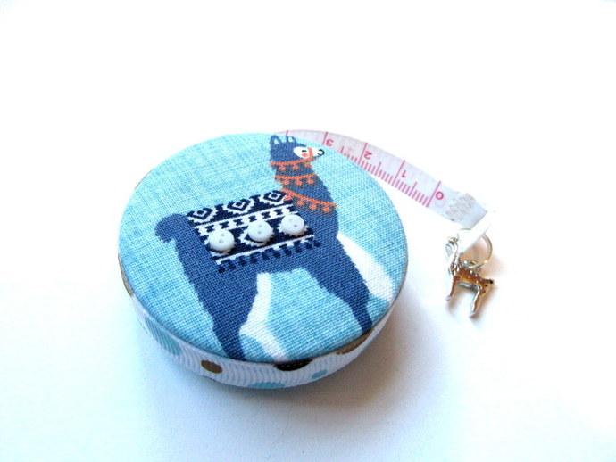 Tape Measure Alpacas Small Retractable Measuring Tape