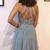 Cute A Line Short Homecoming Dress