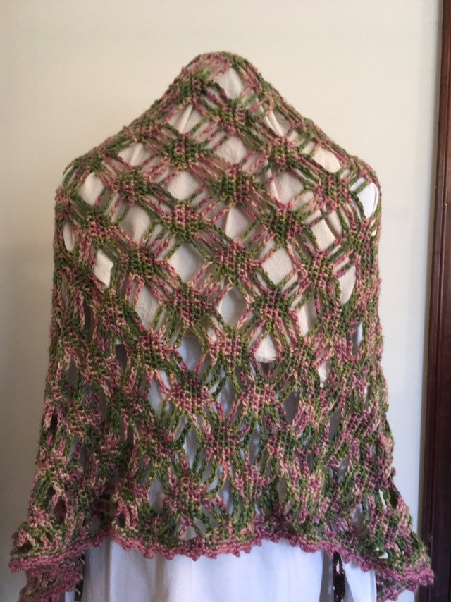 Lacy Shawl Perfect Unique Gift for Women