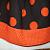 ORANGE POLKA DOT HALLOWEEN DRESS