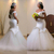 Mermaid Wedding Gowns Off the Shoulder Corset Dubai Arabic Bridal Gowns